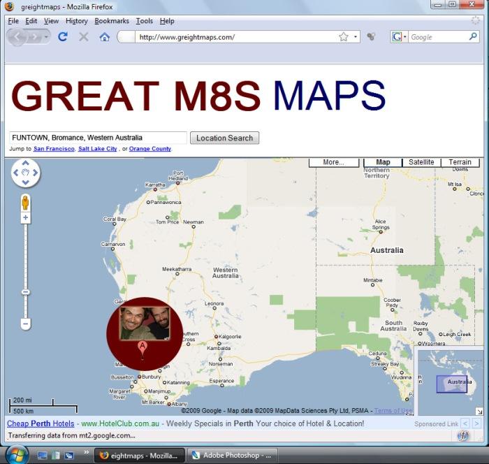 Bro-map
