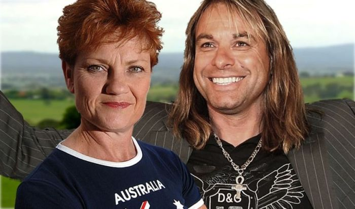 Hanson and Capper go air-head to air-head